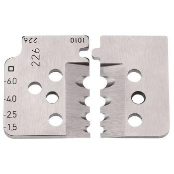 1 Satz Ersatzmesser für 12 12 11 mm