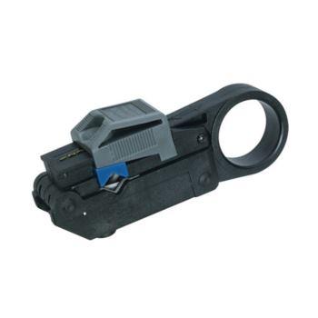 Abisolierwerkzeug für Koaxialkabel 3-stufig