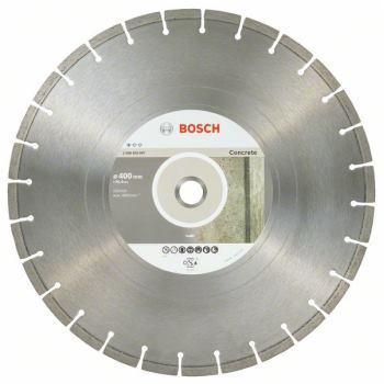 Diamanttrennscheibe Standard for Concrete, 400 x 25,40 x 3,2 x 10 mm