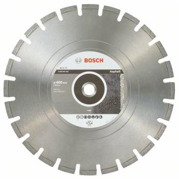 Diamanttrennscheibe Standard for Asphalt, 400 x 25,40 x 3,6 x 10 mm
