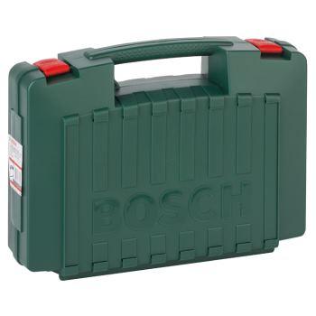 Kunststoffkoffer, 420 x 117 x 336 mm, grün