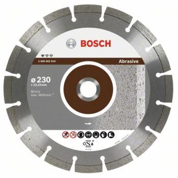 Diamanttrennscheibe Standard for Abrasive, 230 x 2
