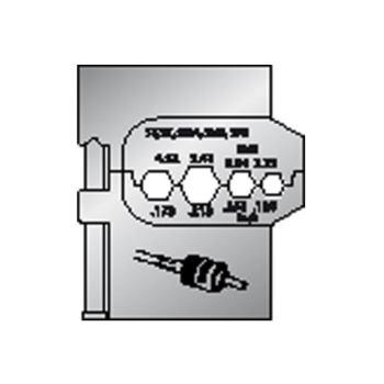 Modul-Einsatz für Lichtwellenleiter