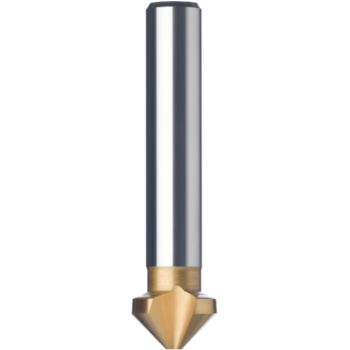 Kegelsenker HSS-TiN 90 Grad 10,0 zyl. Z3