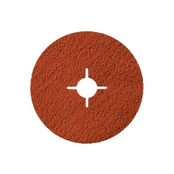 Fiberscheibe 125 mm P 36, Keramikkorn