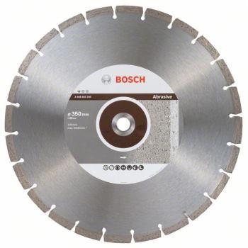 Diamanttrennscheibe Standard for Abrasive, 350 x 20,00 x 2,8 x 10 mm