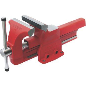 Schraubstock ohne Rundteller, 125 mm