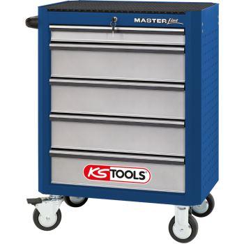 MASTERline Werkstattwagen, mit 5 Schubladen 877.00