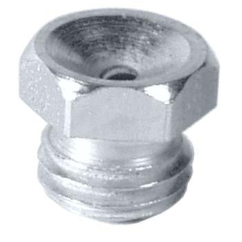 Trichter-Schmiernippel D1 M6 DIN 3405 VPE 3000