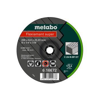 Flexiamant super 230x6,0x22,23 Stein, Schruppschei