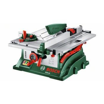 Tischkreissäge PTS 10 | 1.400 Watt, Schnittleistung bis zu 75 mm