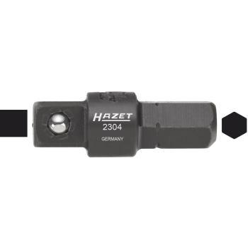Adapter 2311 · Sechskant massiv 10 mm (3/8 Zoll)· Vierkant massiv 12,5 mm (1/2 Zoll) · l: 38 mm