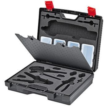 Werkzeugkoffer für Photovoltaik, MC3 (Multi-Contac t) leer