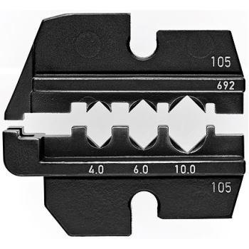 Crimpeinsatz für Solar-Steckverbinder gesis® solar PST 40 (Wieland)