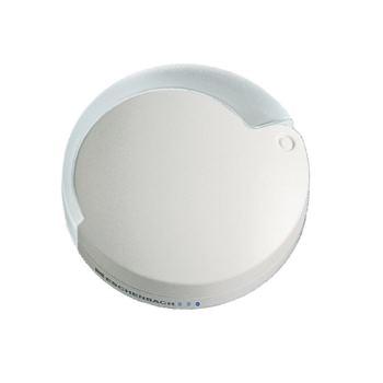 Einschlaglupe mobilent weiß 1710910