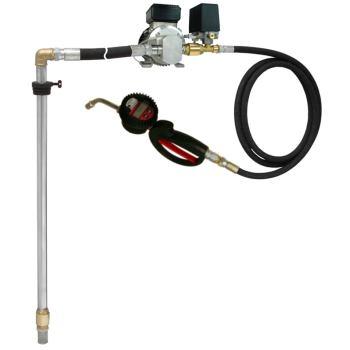 EP300-DS Lube-Station E-200-4 für 200 l Fässer mit