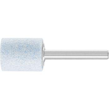Schleifstift Zylinder Härte J, Korn 46, 20x25 mm 6 x 40 mm Schaft