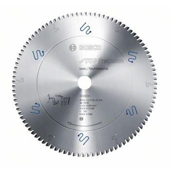 Ø 216 x 30 x 2,3 mm Kreissägeblatt Top Precision Best for Multi Material 64 Zähne