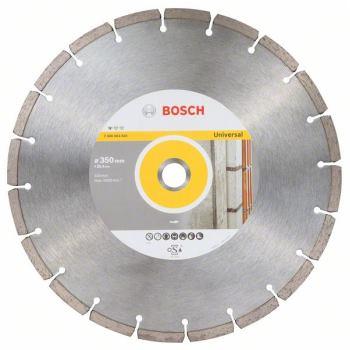 Diamanttrennscheibe Standard for Universal, 350 x25,40 x 3,1 x 10 mm