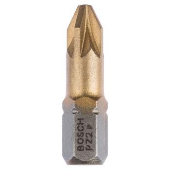 Schrauberbit Max Grip, PZ 2, 25 mm, 3er-Pack