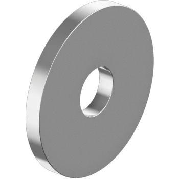 Scheiben f. Holzverb. DIN 1052 - Edelstahl A2 d = 25 mm für M22