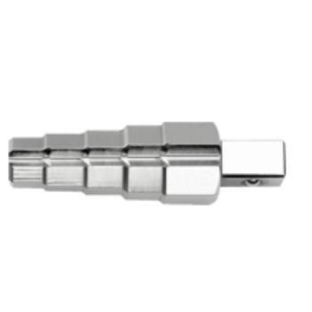 """Stufenschlüssel für Gas ½""""/12,7 mm bis 1""""/25,4 mm"""