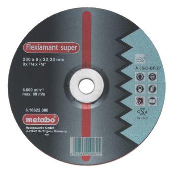 Flexiamant super 100x6,0x16,0 Inox, Schruppscheibe