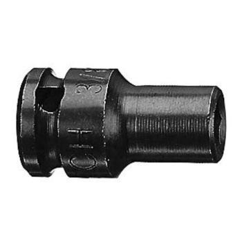 Steckschlüsseleinsatz, 14 mm, 34 mm, 22 mm, M 8, 2