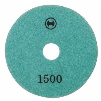 Diamantpolierscheibe, 100 mm, Körnung 1500