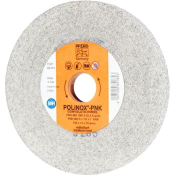 POLINOX®-Kompaktschleifrad PNK-MH 15013-25,4 A G