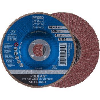 POLIFAN®-Fächerscheibe PFF 100 A 120 SG/16,0