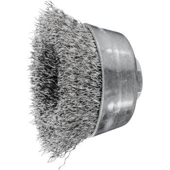 Topfbürste mit Gewinde, ungezopft TBU 60/M14 INOX 0,30