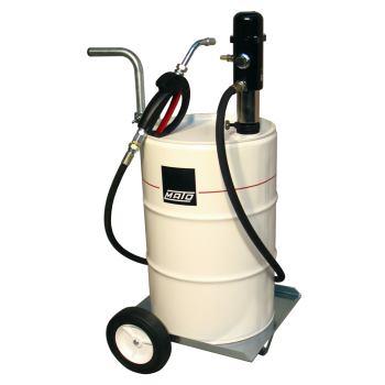 pneuMATO 1 Druckluftölförderpumpe fahrbar für 50/6