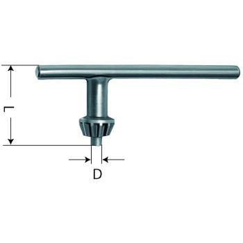Ersatzschlüssel für Spannbereich 0,5- 8/10/13mm