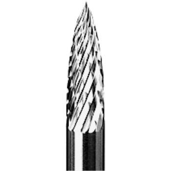 Hartmetall-Frässtift 6 mm TCH 0606 Zahnung 3