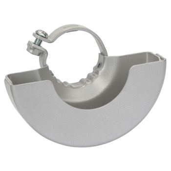 Schutzhaube mit Deckblech, 100 mm