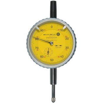 Messuhr stoßgeschützt 0,01 mm Skalenteilungswert 1