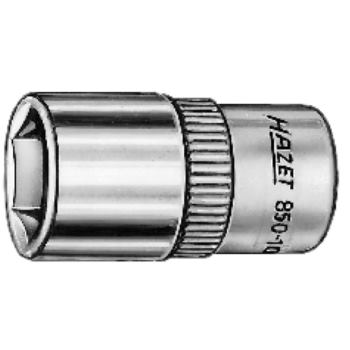 """1/4"""" Zoll Steckschlüsseleinsatz Ø7 mm DIN 3124"""