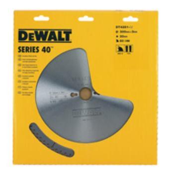 EXTREME DEWALT® Stationärkreissägeblatt DT4281 ines Finish (Furniern, Aluminium und Kunststoffen)