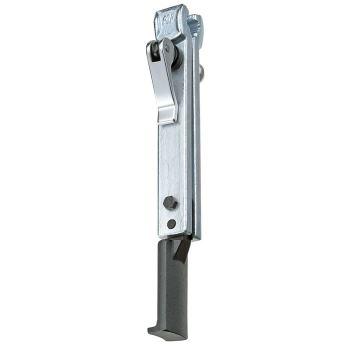 Abzughaken mit Schnellspann-Klemmstück 150 mm