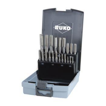 Handgewindebohrer Kassetten Kunststoff,Set HSS 21