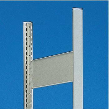 META CLIP Rahmen RAL 7035 lichtgrau T2 N 2500x600