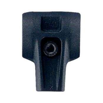 C-Gehäuse 30mm Temperguss schwarz für Simplex 3711