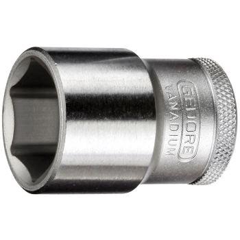 Steckschlüsseleinsatz 15 mm 1/2 Inch DIN 3124 Sec