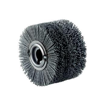 Kunststoff-Rundbürste 100x70 mm, Borste 1,27 mm,