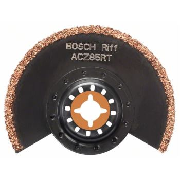 85 mm Segmentsägeblatt ACZ 85 RT, HM-RIFF PMF / GOP Sägeblatt