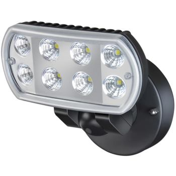 Hochleistungs-LED-Leuchte L801 IP55 8x1W 850lm sch