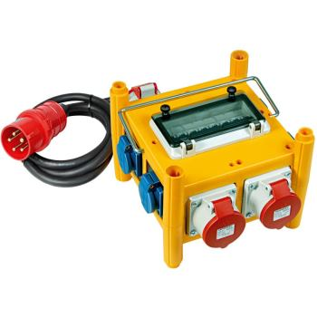 Kompakter Stromverteiler BSV 3/32 IP44 1153660