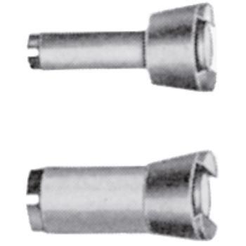 TAST zyl. Spannschaft 4 mm Durchmesser Typ Y60/4