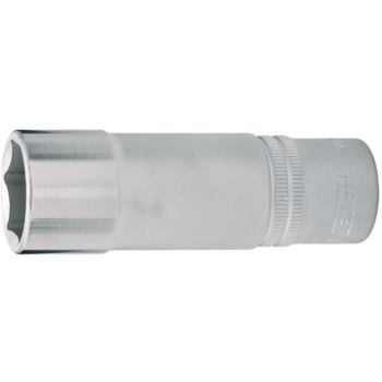 """1/2"""" Zoll Steckschlüsseleinsatz Ø 17 mm lange Ausführung"""